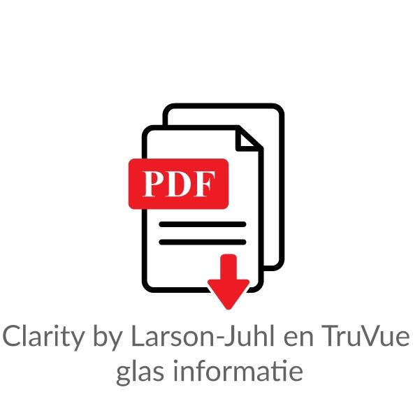 CLARITY by Larson-Juhl en TruVue glasinfo